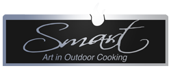 Smart BBQs Logo | Art in Outdoor Cooking with Gas & Electric BBQ