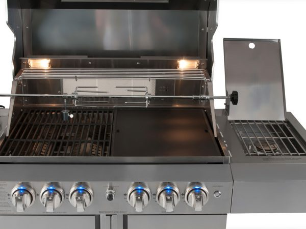Smart BBQ Feature - Rotessire