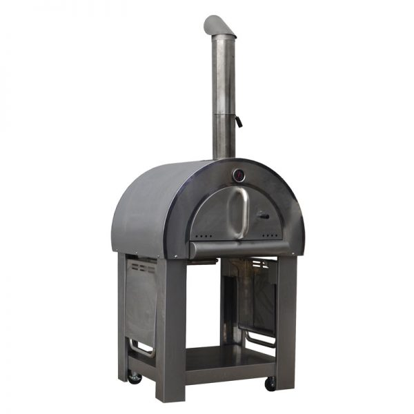 Smart Wood Fired Pizza Oven