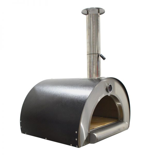Smart Built-In Woodired Pizza Oven