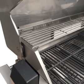 Removable Stainless Steel Warming Rack